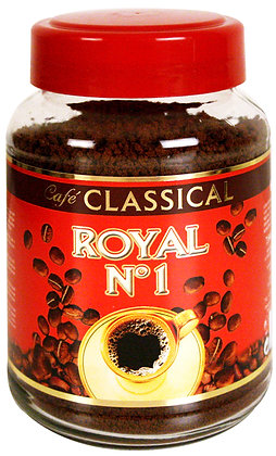 ROYAL n°1 CLASSICAL INSTANT COFFEE 200 G