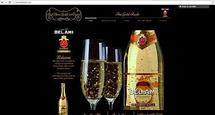 Belami Website