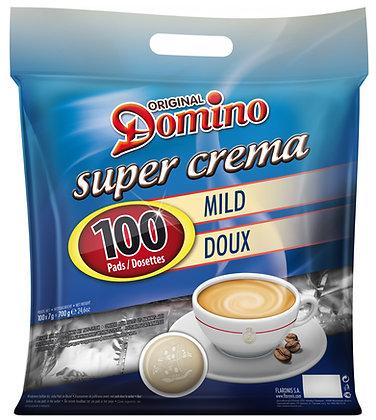 DOMINO  100 PADS MILD