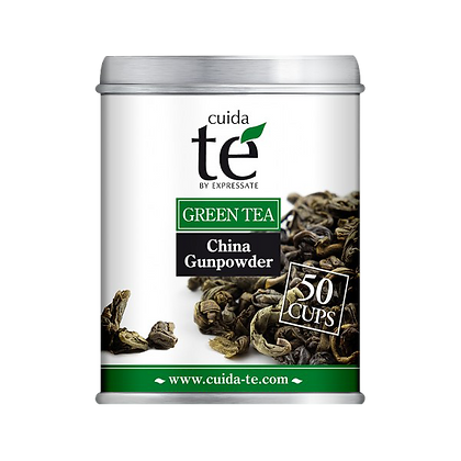 CUIDA TE LOOSE TEA - CHINA GUNPOWDER 100 G