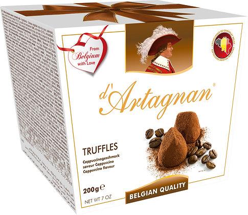 D'ARTAGNAN TRUFFLES - CAPPUCCINO 200 g