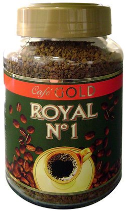 ROYAL N°1 GOLD INSTANT COFFEE 200 G