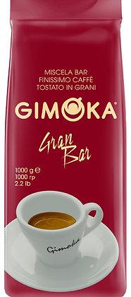 """GIMOKA COFFEE """"GRAN BAR"""" 1 Kg BEANS"""