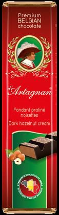 DARK HAZELNUT CREAM CHOCOLATE BAR 75 g