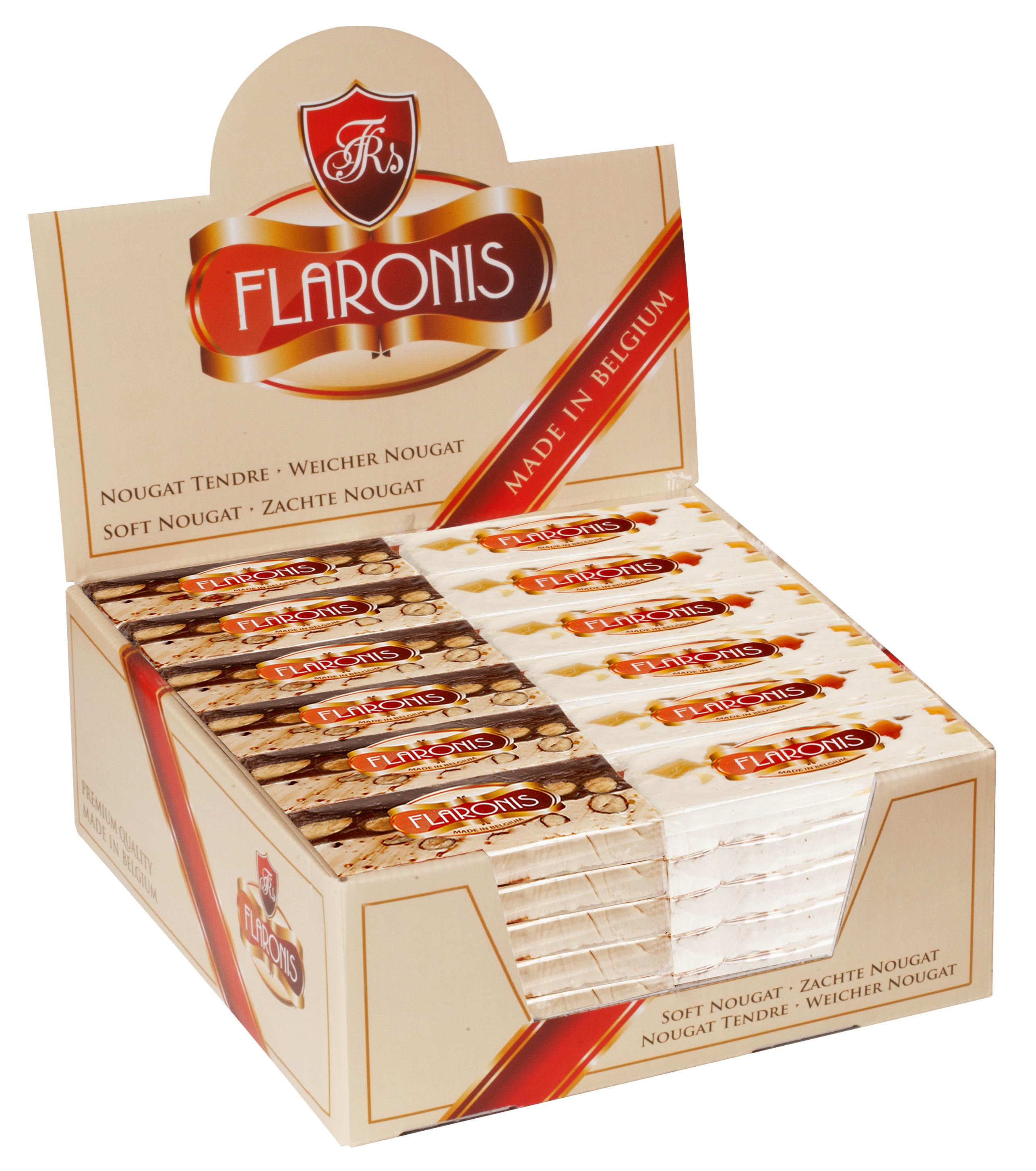 977 - Display Nougat 50g - Cappuccino + Fruits .jpg