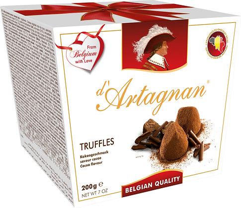 D'ARTAGNAN TRUFFLES - CACAO 200 g