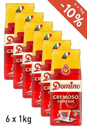 DOMINO CREMOSO GRAN BAR 6 x 1 KG