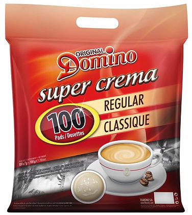 DOMINO COFFE PADS REGULAR - 100 PADS