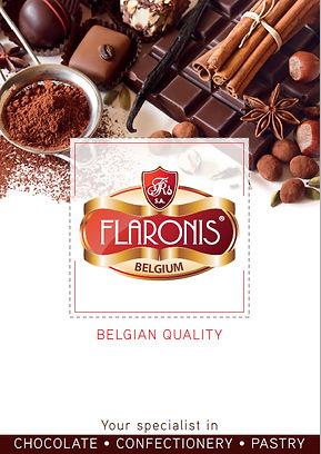 Flaronis confectionery catalogue