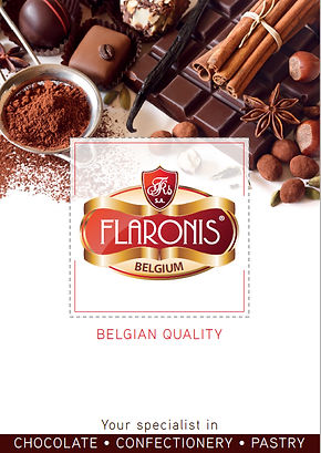 Flaronis confectionery catalogue