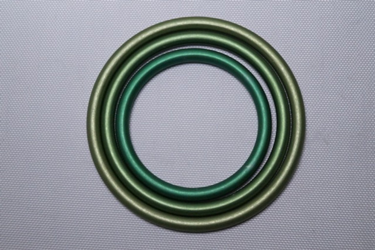 Slingrings Aluminium Rings For Babywearing West4thwraps