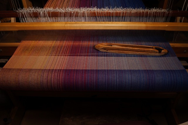Natural Flax Weft