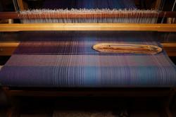 7. Grey - Cotton or silk weft