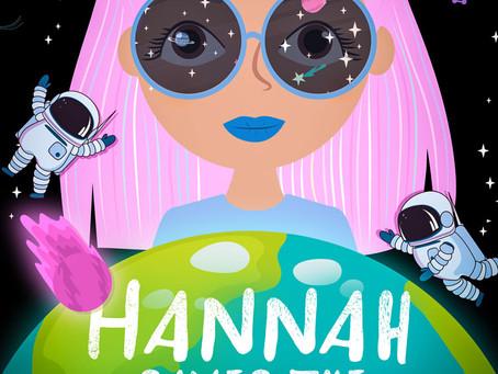 Coco Adventure Book Reviews Hannah Saves the World