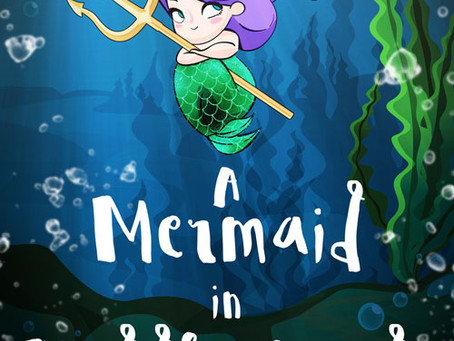 Review of A Mermaid in Middle Grade Book 5: The Golden Trident