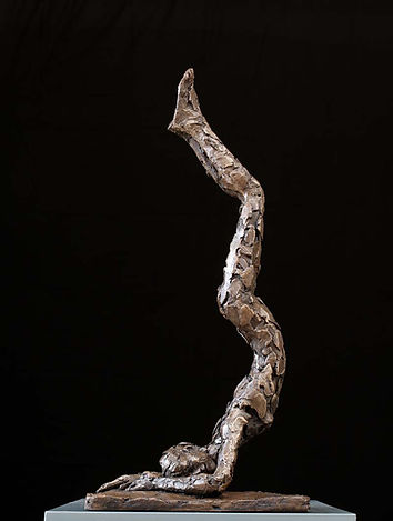 Carol Peace, 'Rising, Bronze,  Edition of 25, 52 x 20 x 14cm