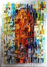 T Russell West_Big Brother_80 x 125cm_oi