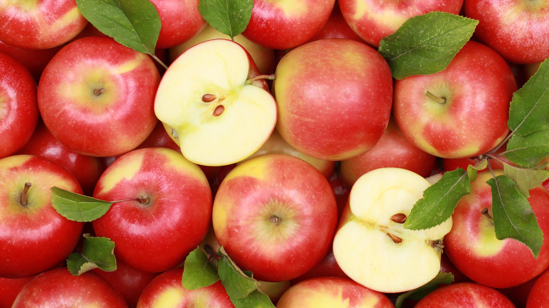 Äpfel aus Münster