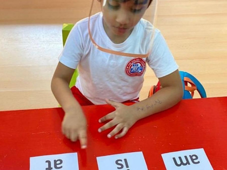 Language and Literacy: Sight Words
