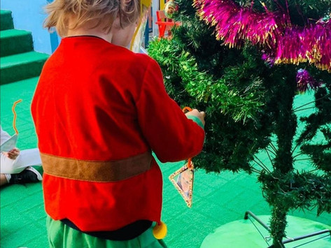 Winter Season and Christmas Celebration