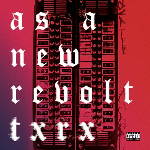 TxRx album CD