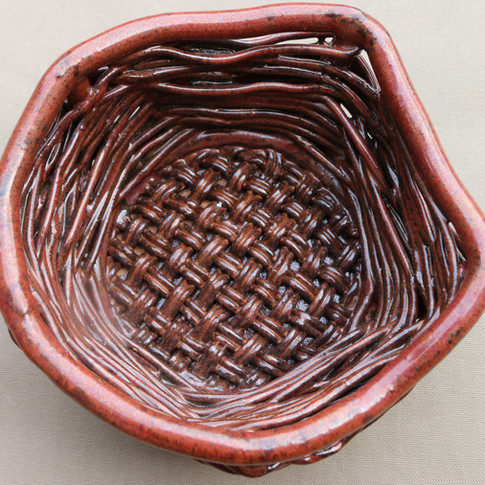 Ruddy Surprise Basket