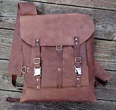 leather backpack, rustic leather backpack, stylish leather backpack, leather book bag, city backpack, durable leather backpack, large leather backpack, large leather book bag