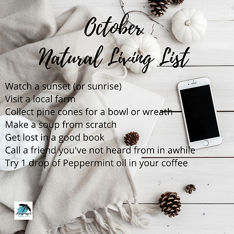 October Natural Living List.png