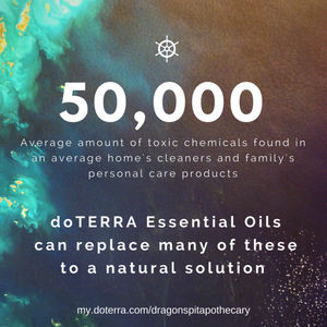 There are over 10,000 Toxic Chemicals in the average home