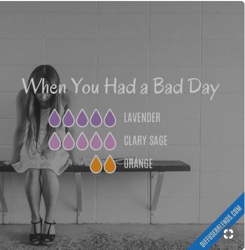 bad day blend