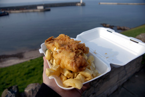 Fish & Chips All Day Long