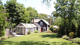 Larrier House Yard