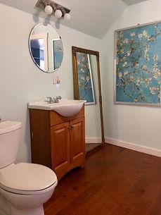 Larrier House Bathroom