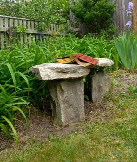 Larrier House Garden Nook