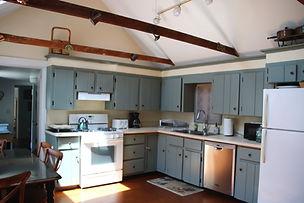 Larrier House Kitchen