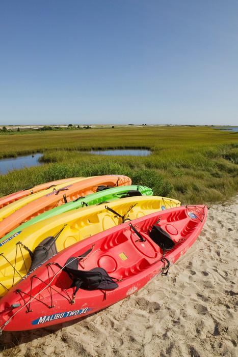 Kayaking, Biking, Walking Trails and Fishing