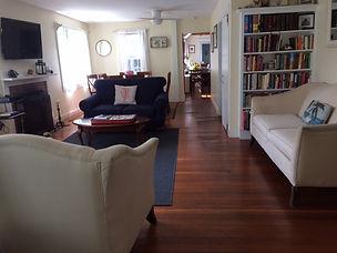Larrier House Living Room