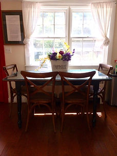 Larrier House Kitchen Table