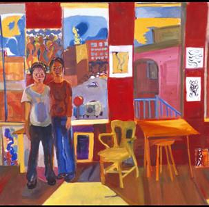 Teens in Studio