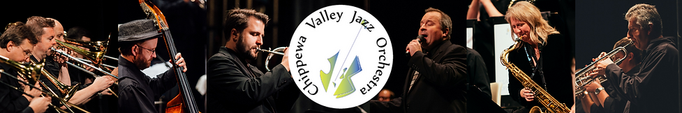 Various members of Eau Claire's own Chippewa Valley Jazz Orchestra