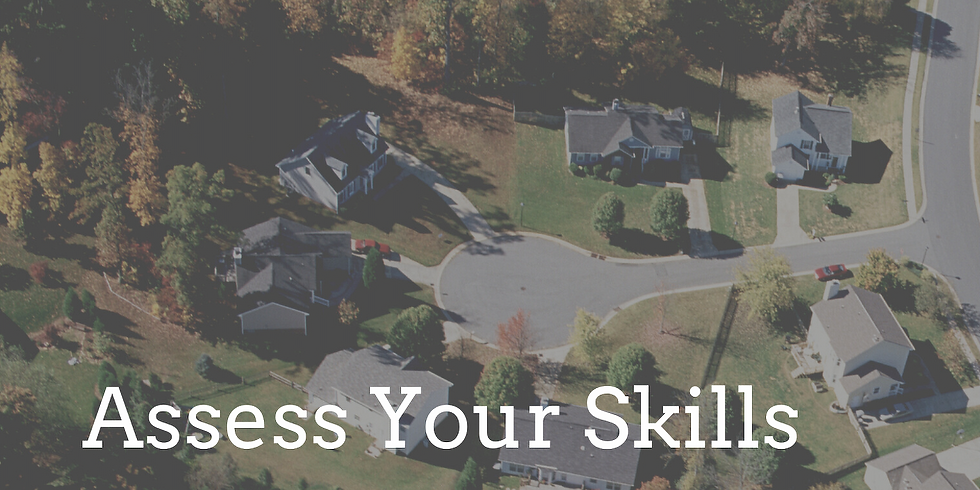 Assess Your Skills