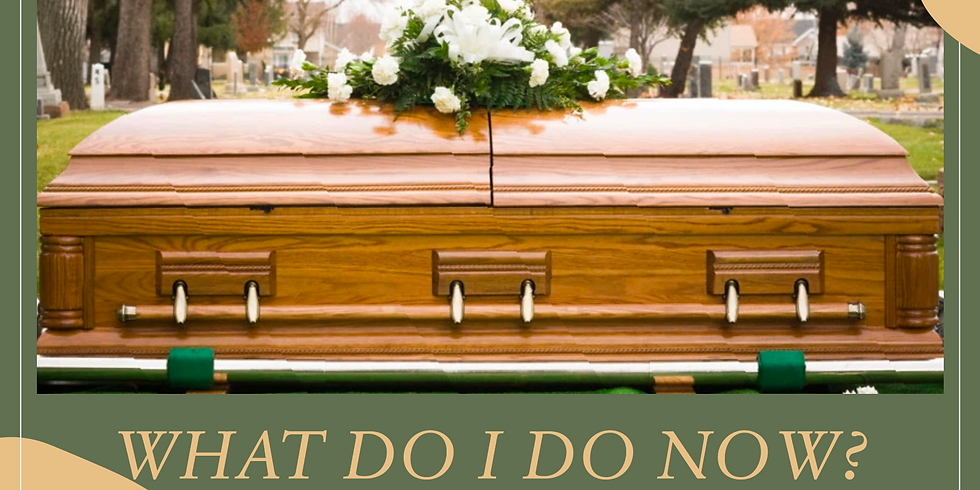 What Do I Do Now? Wills, Probate & Guardianships