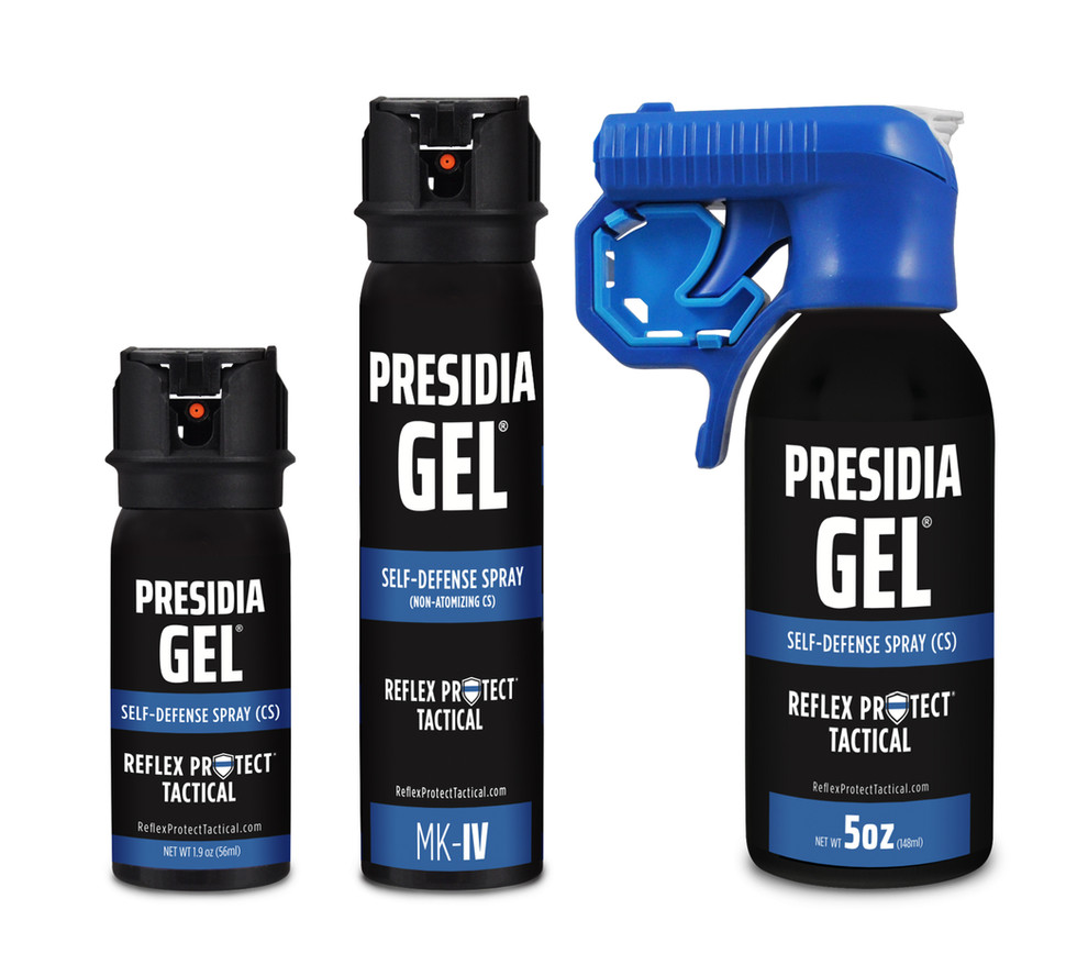 Reflex Protect Tactical Package Design