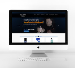 Reflex Protect Tactical Website