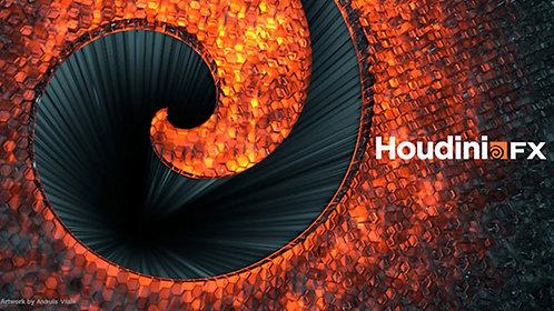 Track 3: Unreal Engine - Houdini Fx