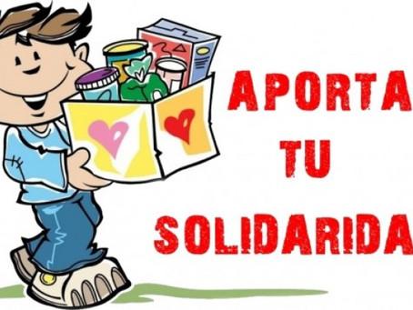 Campaña recogida de alimentos 2019 (Madrid)