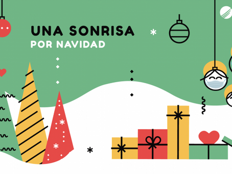 Cantabria Labs se suma un año más a la campaña Una Sonrisa por Navidad