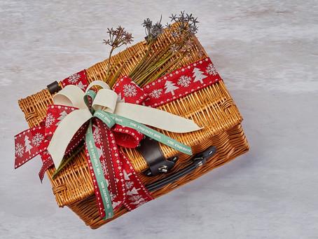 Cestas de Navidad con Avanza ONG