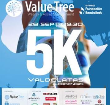 ¡Apúntate al VI Cross Solidario Value Tree!
