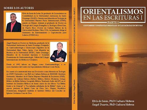 ORIENTALISMOS I